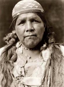 Female-Shaman Hupa
